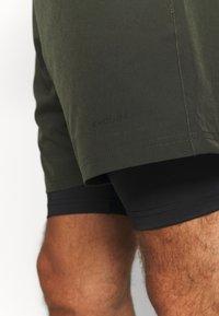 Endurance - GATUN SHORTS - Sports shorts - rosin - 3
