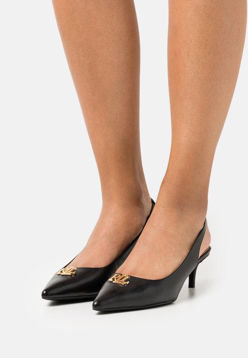 Lauren Ralph Lauren - LOXDALE - Classic heels - black