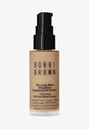 MINI SKIN LONG-WEAR WEIGHTLESS FOUNDATION - Foundation - cool sand
