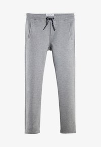 Massimo Dutti - MIT KORDELZUG - Tracksuit bottoms - dark grey - 0