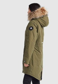 khujo - KENITA4 - Winter coat - oliv - 3