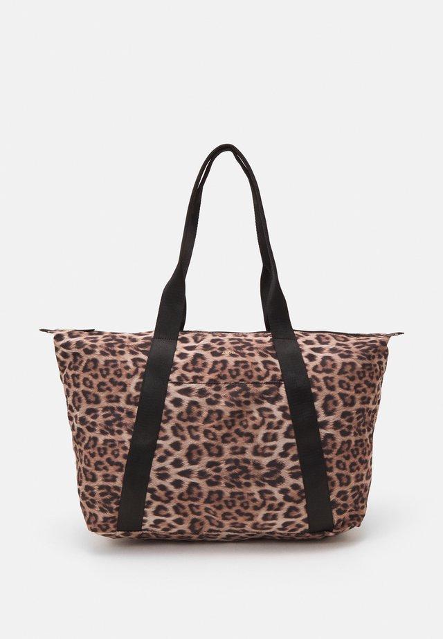 MIREAMWEN SET - Shopping bag - natural