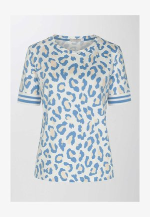 Pyjama top - pacific blue