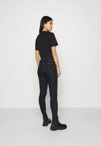 Anna Field - Slim fit jeans - dark blue denim - 2