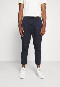 GAP - EASY PANT - Pantalon classique - classic navy - 0