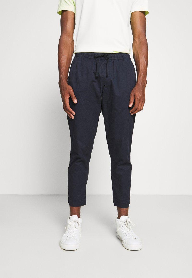 GAP - EASY PANT - Pantalon classique - classic navy