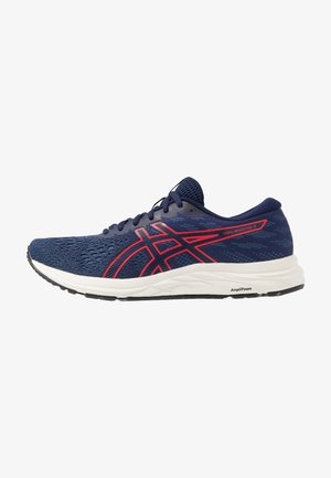 GEL-EXCITE 7 - Neutrální běžecké boty - peacoat/classic red