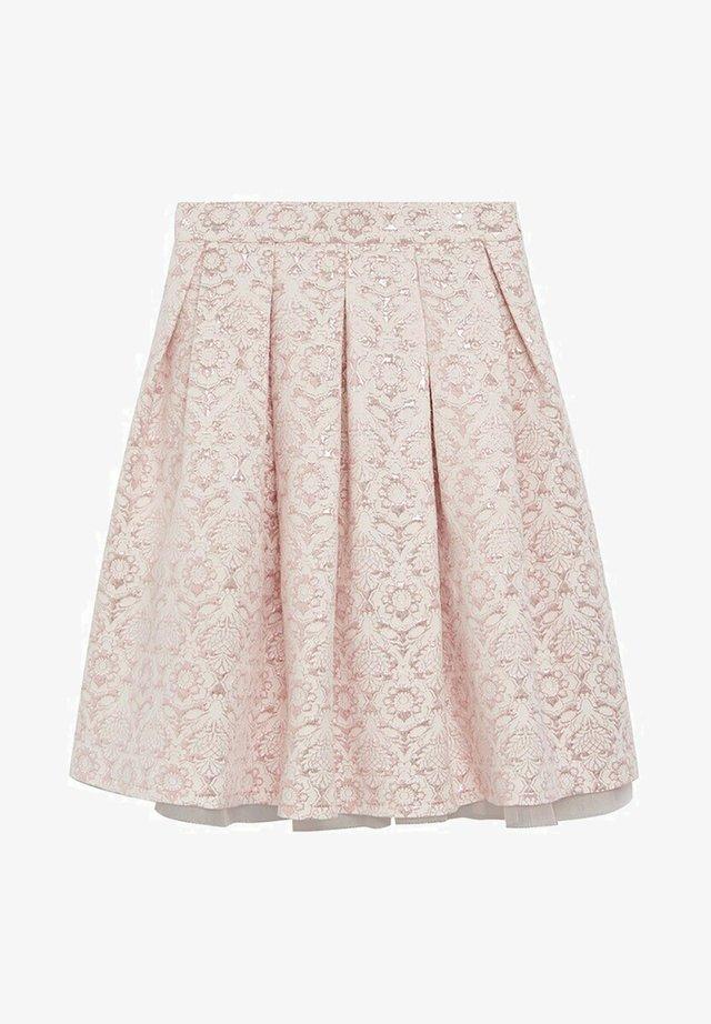 BROMY A - A-lijn rok - roze