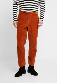 Tiger of Sweden Jeans - BRYN - Trousers - desert clay - 0
