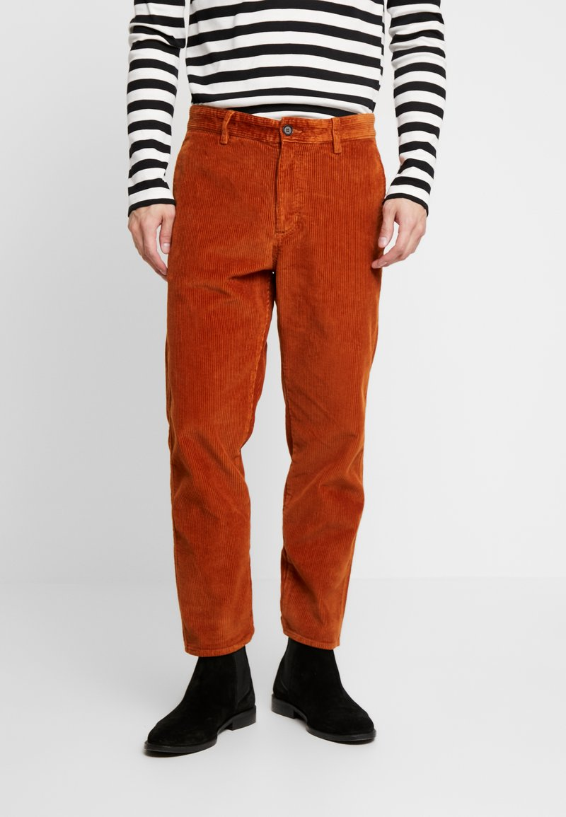 Tiger of Sweden Jeans - BRYN - Trousers - desert clay