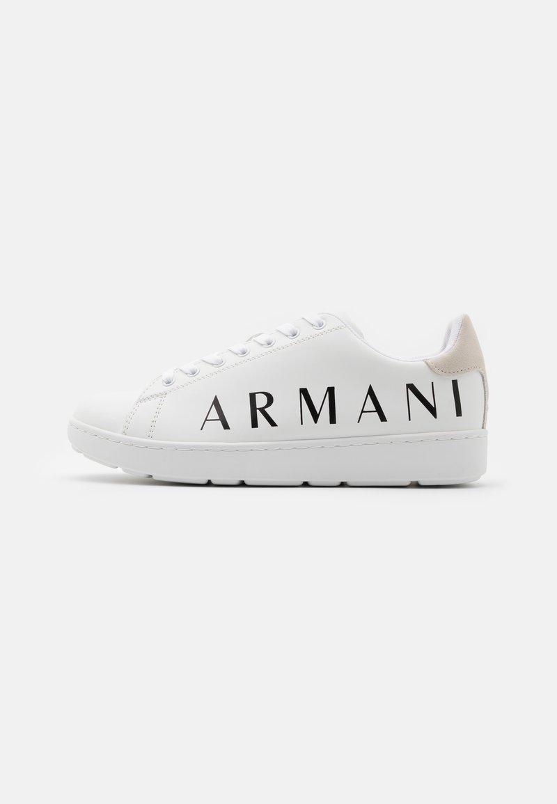 Armani Exchange - Tenisky - white