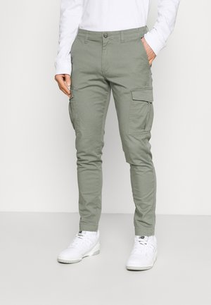 JJIMARCO JJJOE - Cargo trousers - sedona sage