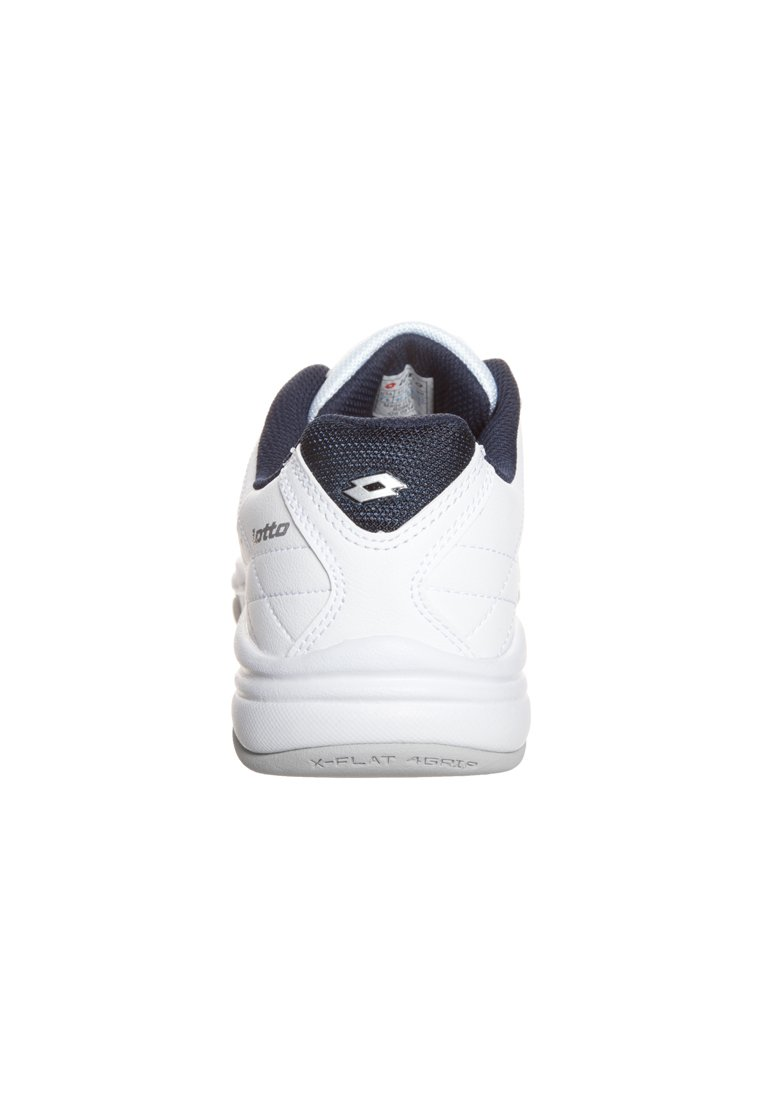 Herrer COURT LOGO 8 ID - Tennissko til tæppe - white