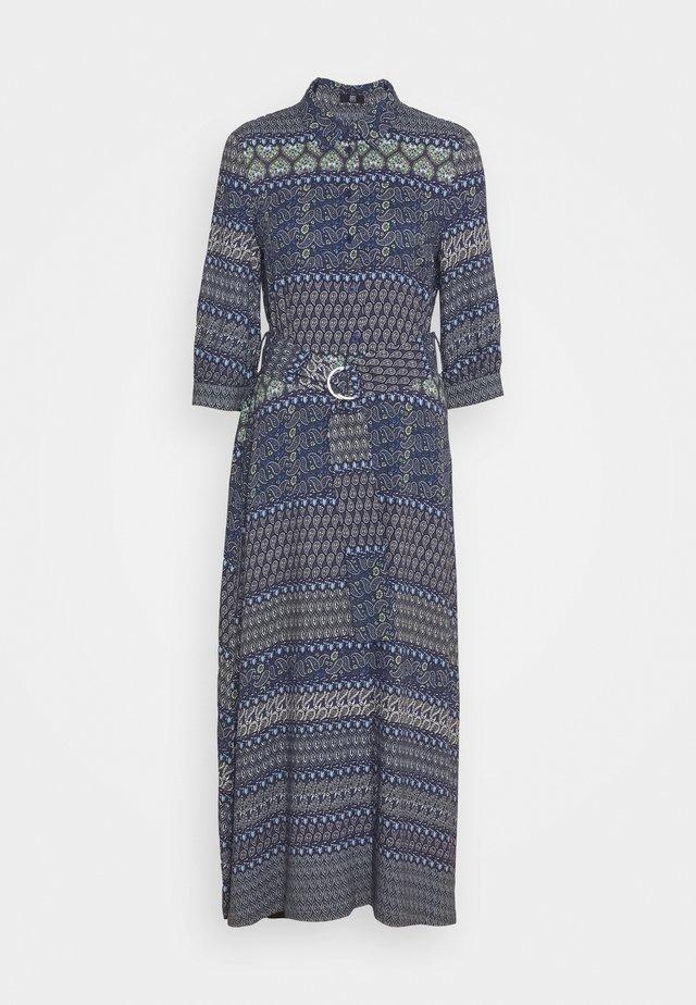 Robe chemise - indaco