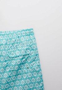 Massimo Dutti - Swimming shorts - light blue - 4