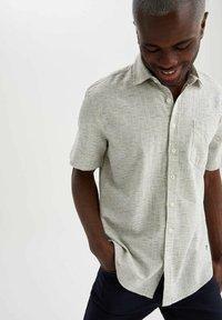 DeFacto - Shirt - turquoise - 4