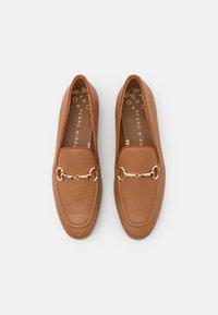 Pedro Miralles - Nazouvací boty - cognac - 5