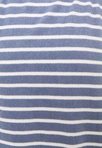Schiesser - Dressing gown - jeansblau - 2