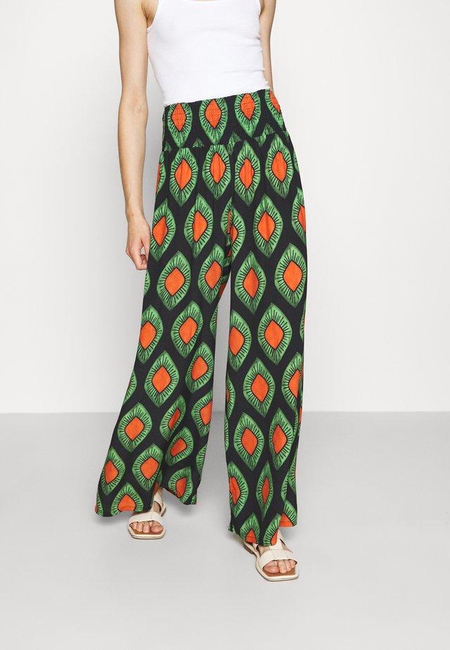 MATA PANTS - Kalhoty - multicolor