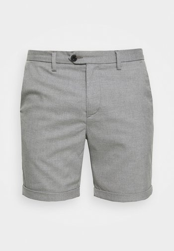JJICONNOR - Shorts - grey melange