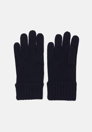 APPAREL ACCESSORIES GLOVE UNISEX - Gloves - navy