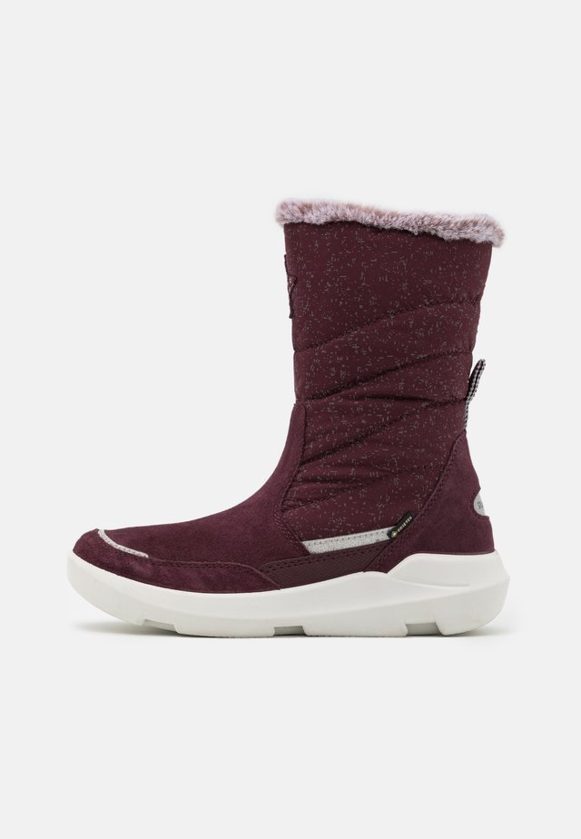 TWILIGHT - Zimní obuv - rot