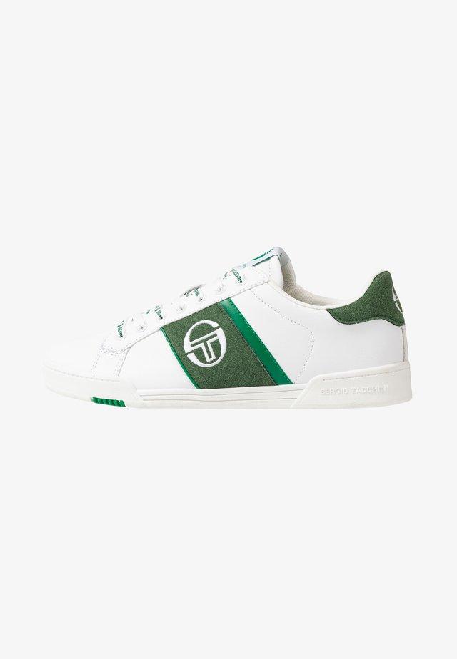PARIGI LTX+SD - Baskets basses - white/green