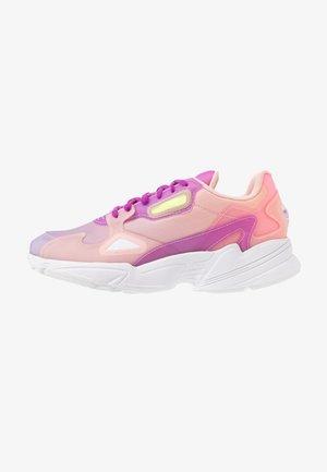 Sneaker low - bliss purple/shock purple/haze coral