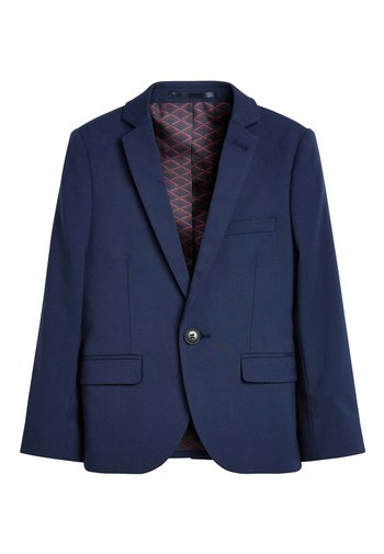 NAVY SKINNY FIT SUIT JACKET (12MTHS-16YRS)