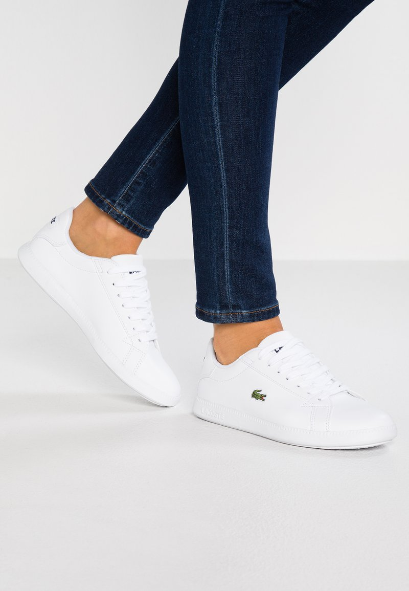Lacoste - GRADUATE  - Zapatillas - white
