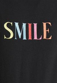Marks & Spencer London - SMILE HOODY - Sweatshirt - black - 2