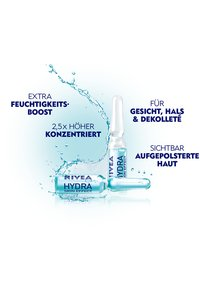 Nivea - HYDRA SKIN EFFECT 7 DAYS AMPOULS TREATMENT - Olio viso - - - 3