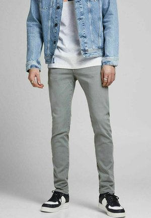 GLENN ICON AMA - Jeans slim fit - grey denim