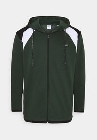 Jack & Jones - JCONOLAN  - Zip-up hoodie - darkest spruce - 3