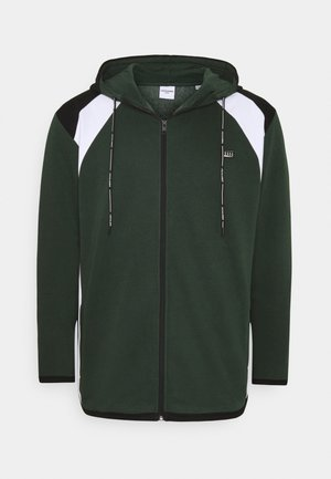 JCONOLAN  - Zip-up hoodie - darkest spruce