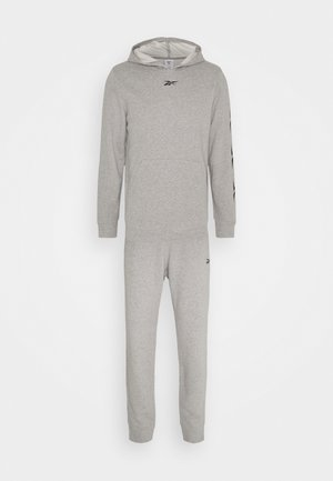 VECTOR TRACKSUIT - Trainingsanzug - grey