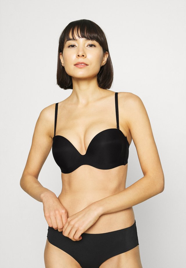 STEPY SOFT - Multiway / Strapless bra - black