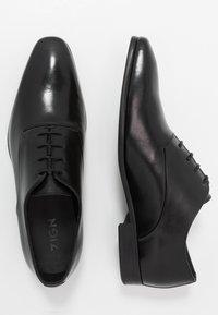 Zign - Stringate eleganti - black - 1