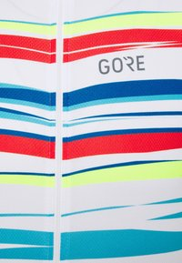 Gore Wear - SAVANA MENS - T-Shirt print - white/multicolor - 2