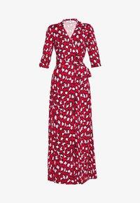 Diane von Furstenberg - ABIGAIL - Maxi dress - red - 3