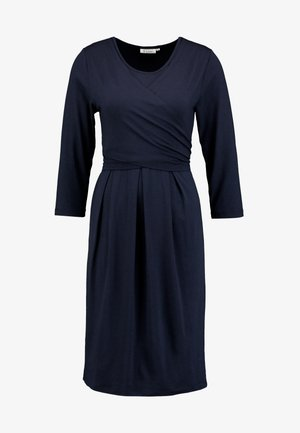 NOPISSA DRESS - Jersey dress - navy