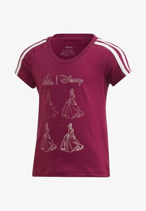 DISNEY T-SHIRT - T-shirts print - purple