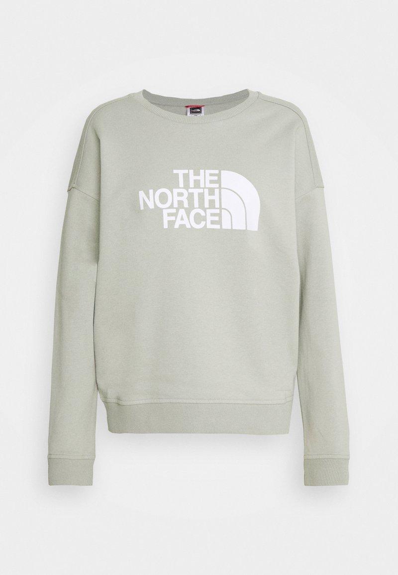 The North Face - DREW PEAK CREW - Sweatshirt - wrought iron