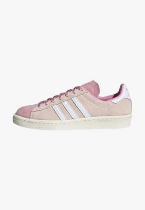 CAMPUS 80S - Baskets basses - pink tint/ftwr white/purple tint