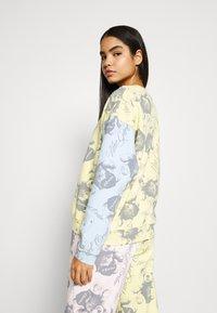 NEW girl ORDER - BEAR PANEL - Sweatshirt - multi - 2