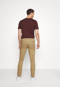 Selected Homme - SLHSLIM-MILES - Chino kalhoty - ermine - 2