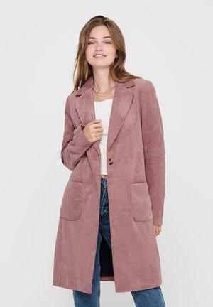 Cappotto corto - burlwood