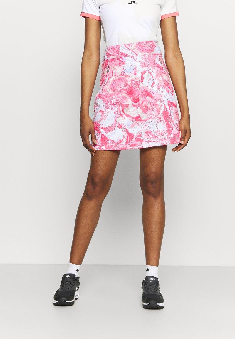 Daily Sports - ADELINA SKORT - Sports skirt - fruit punch