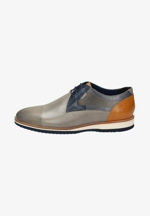 QUINTERO - Chaussures à lacets - grey