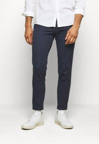 Cinque - CIBRODY TROUSER - Trousers - navy - 0